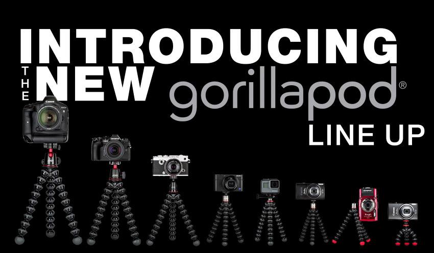 2017 Joby GorillaPods