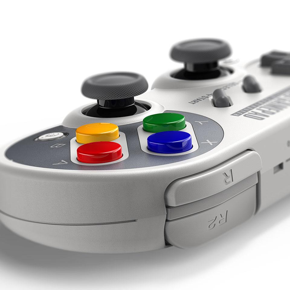 8Bitdo SN30/SF30 Pro Gamepads
