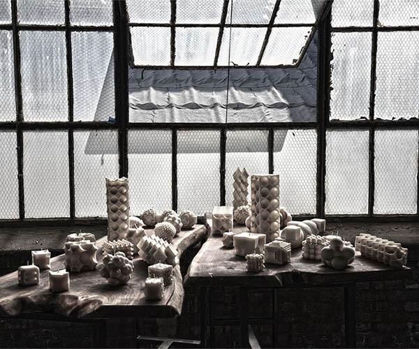 Andrej Urem Candle Collection