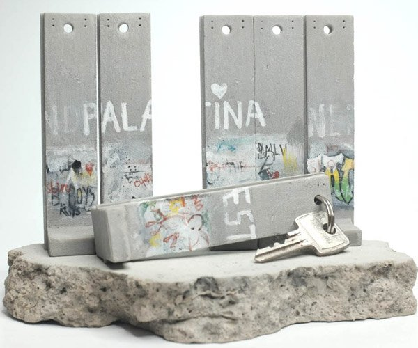 Banksy Walled Off Hotel Gift Shop