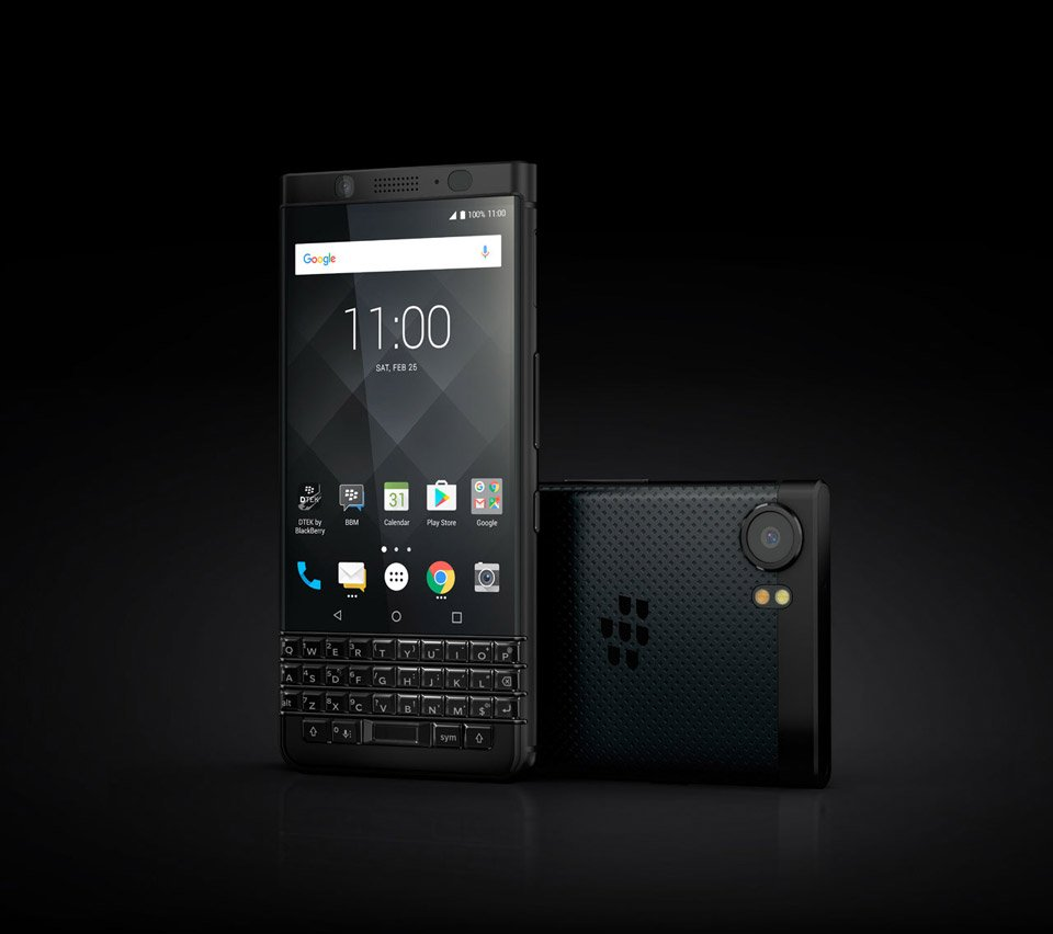 BlackBerry KEYOne Black Edition