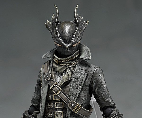 Bloodborne Hunter Action Figure