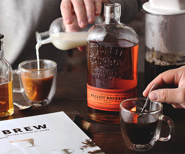 Bulleit Bourbon Coffee