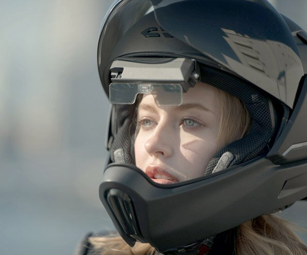 CrossHelmet Smart Motorcycle Helmet