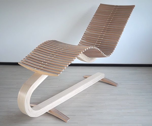 wooden chair. Wooden Chair