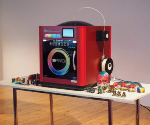 Da Vinci Color Inkjet 3D Printer