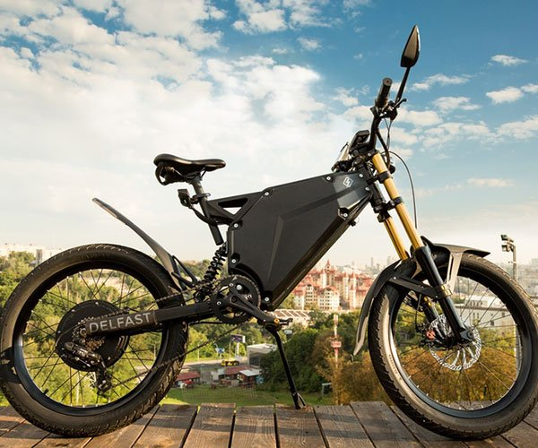 Delfast Long Range Electric Bicycle