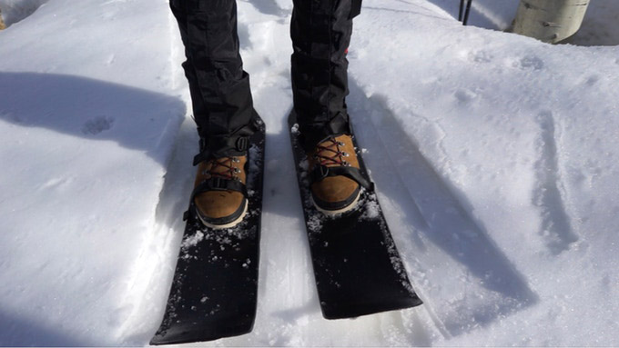Drift Boards Snowshoes