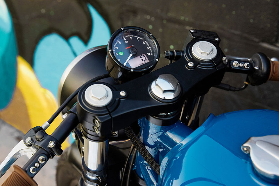 Federal Moto Grand Trunk Express