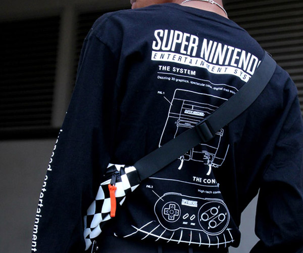 Forever 21 Super Nintendo Collection