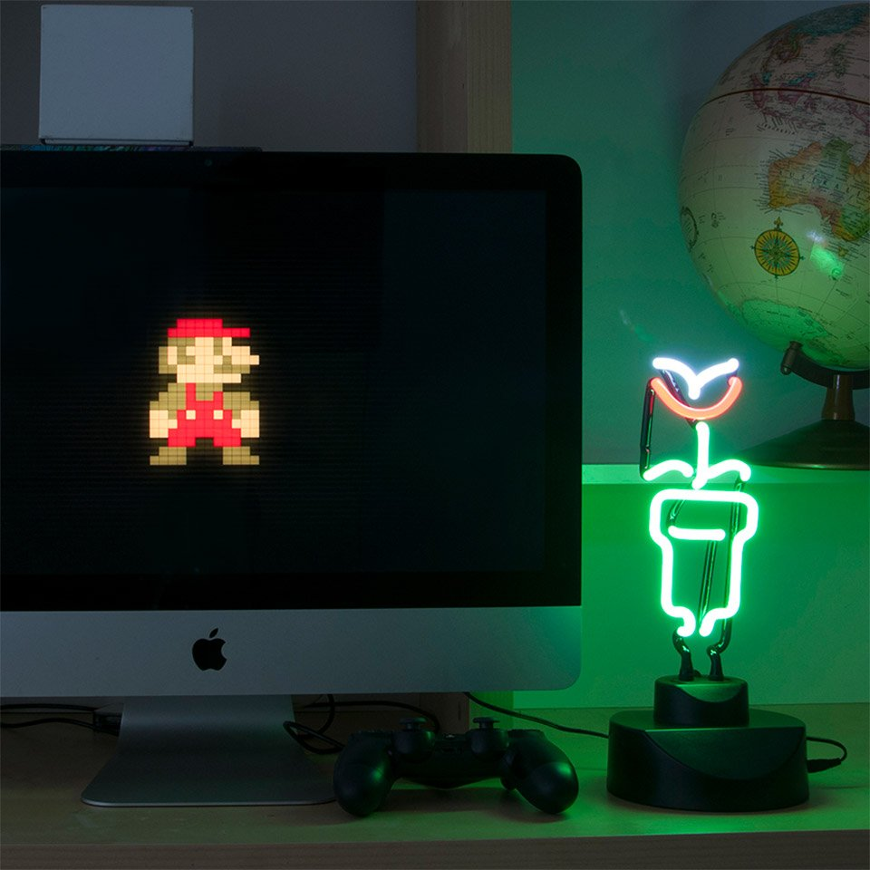 Geeky Neon Lights