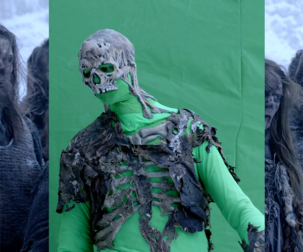 Beyond the Wall VFX Breakdown