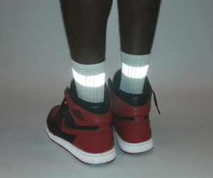 Heisel 3M Reflective Stripe Socks