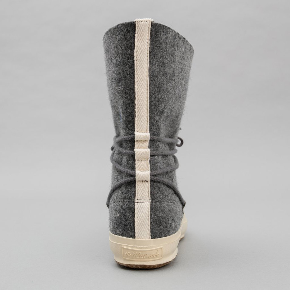 Heavy Wool Survival Moccasin