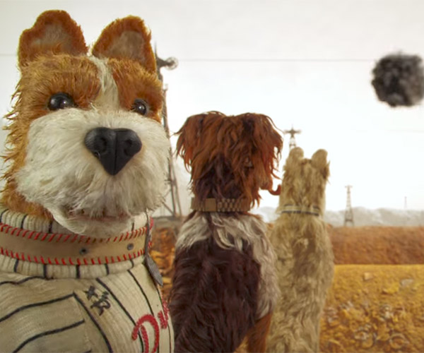 Isle of Dogs (Trailer)