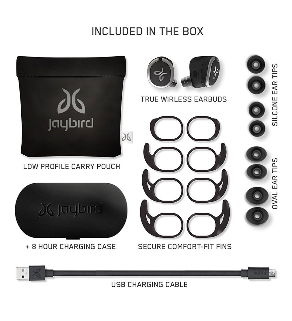 Jaybird Run Wireless Earphones