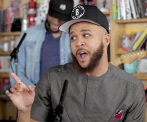 Jidenna: Tiny Desk Concert