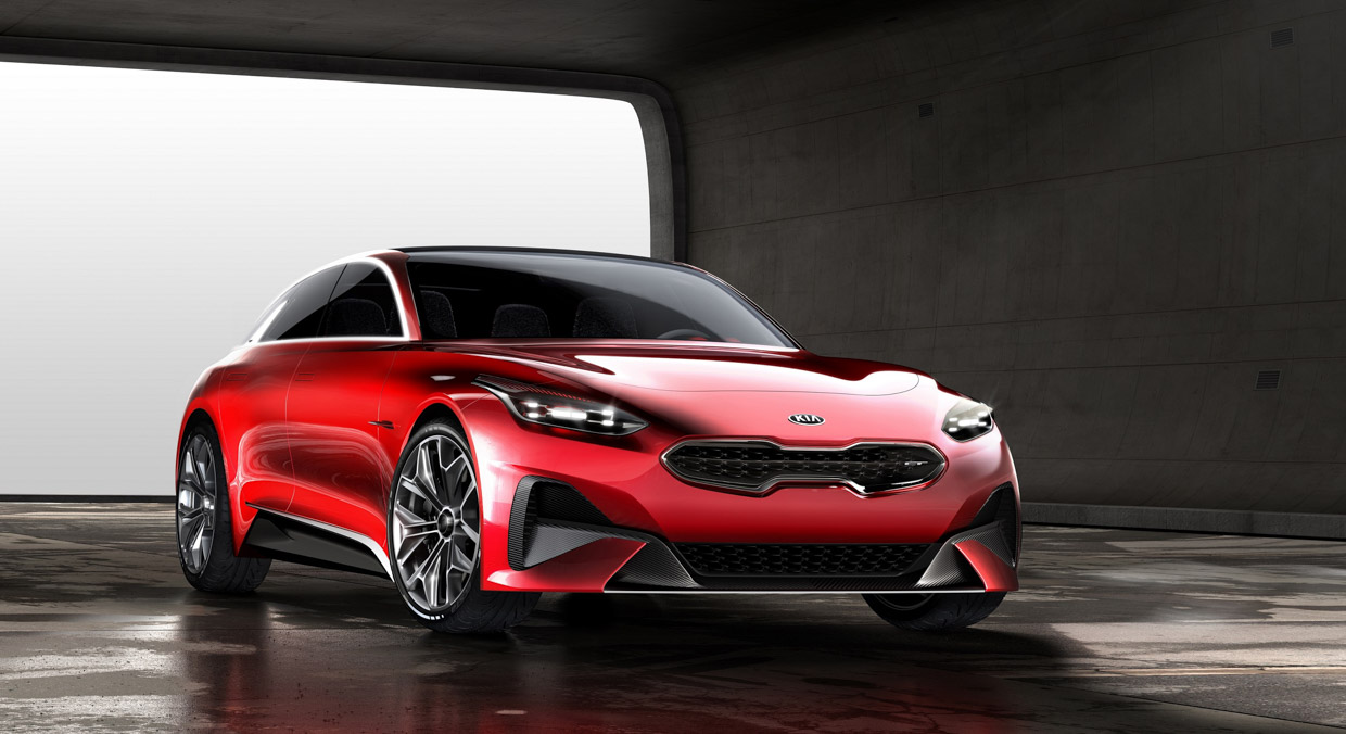 Kia Proceed Wagon Concept