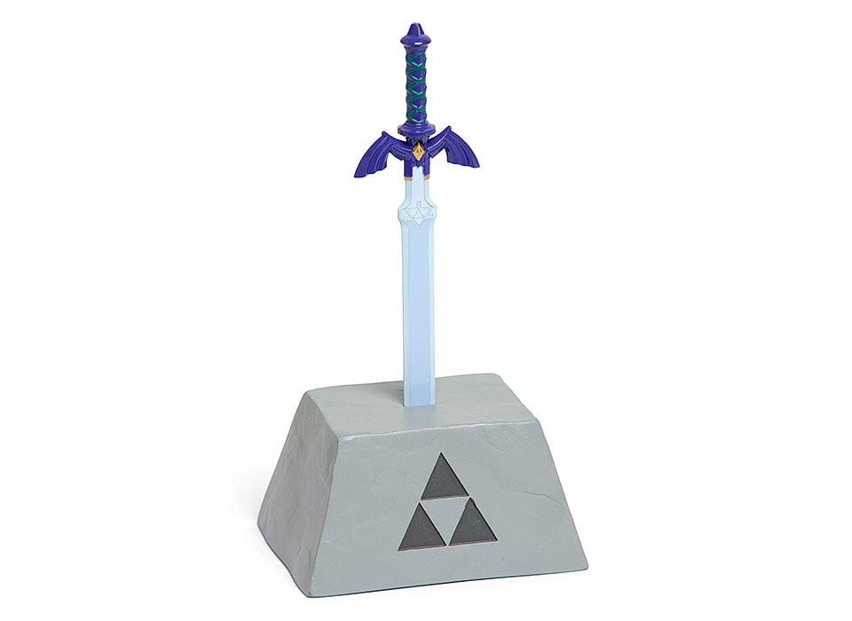 Slice Bills Open with the Legend of Zelda Master Sword Letter Opener
