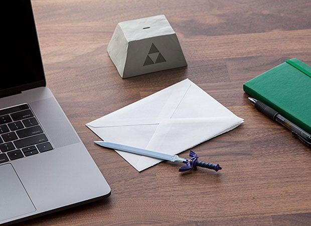Legend of Zelda Letter Opener