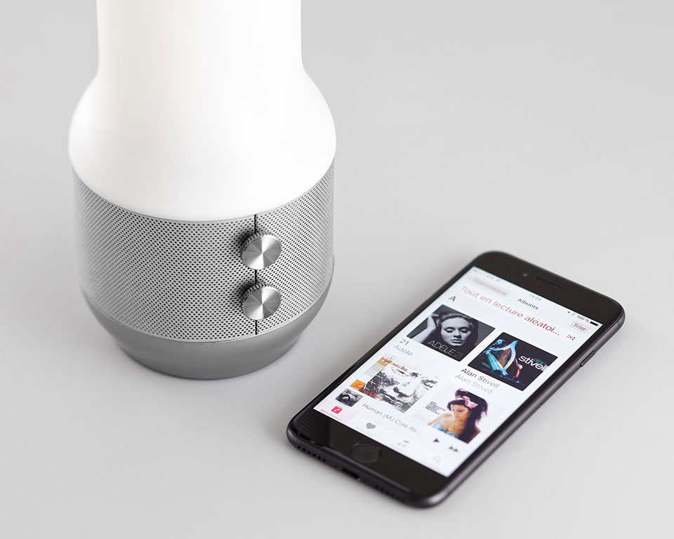 LEXON Terrace Speaker/Lantern