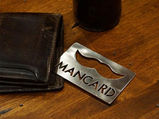 Deal: ManCard Bottle Opener