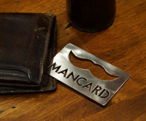 Deal: ManCard Bottle Opener