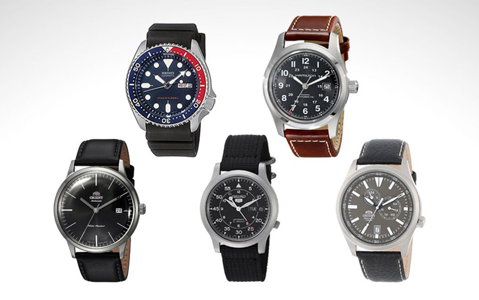 5 Great Mechanical Watches