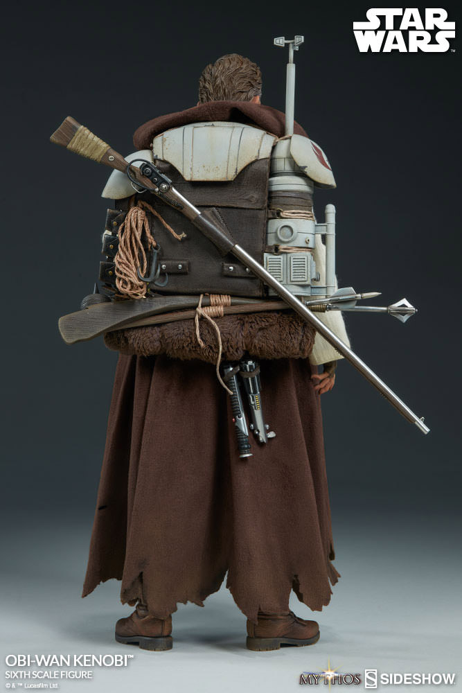 Obi-Wan Kenobi Mythos Action Figure