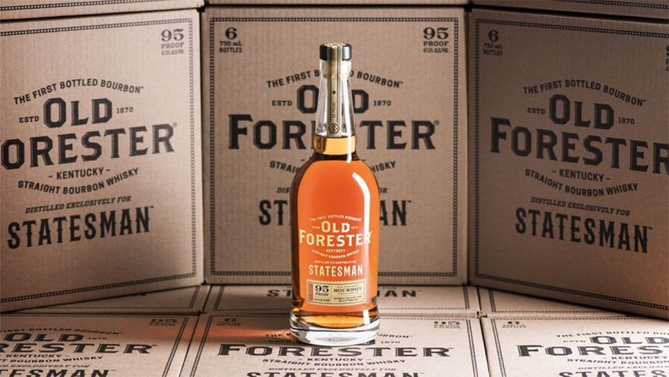 Old Forester Statesman Whisky
