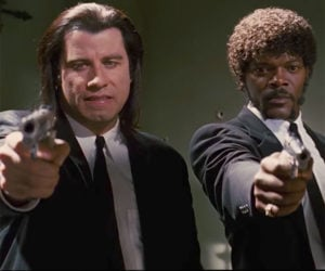 Once Upon a Time in Pulp Fiction