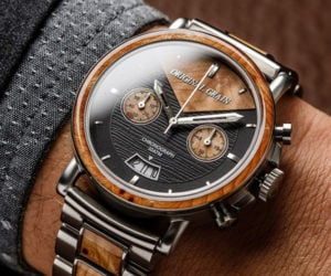 Original Grain Alterra Chronograph