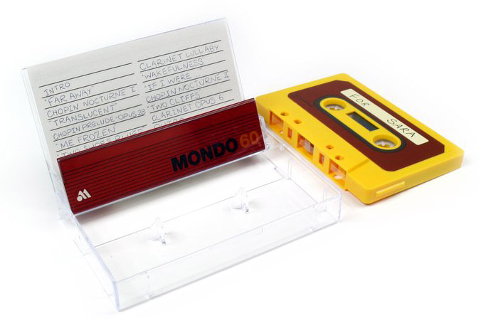 Mondo For Sara Cassette Tape