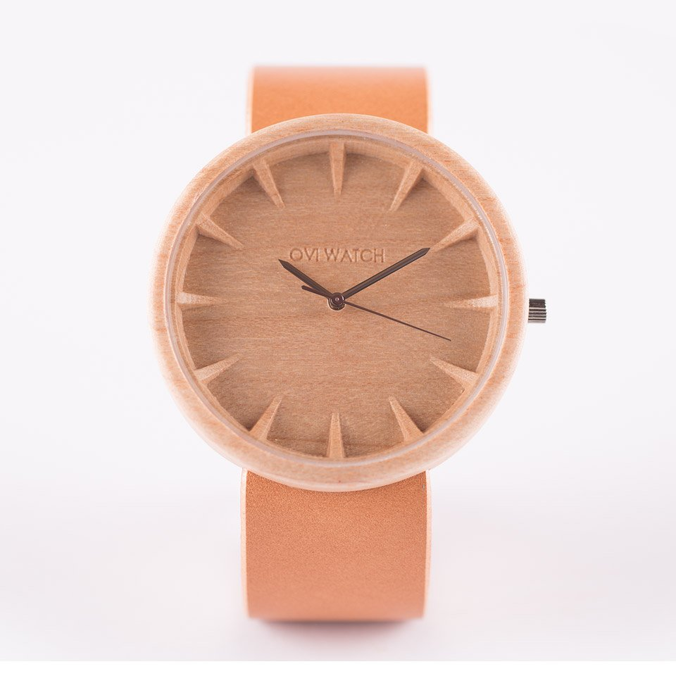 Making Wooden Watches