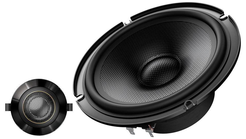 Pioneer Z Series Car Speakers