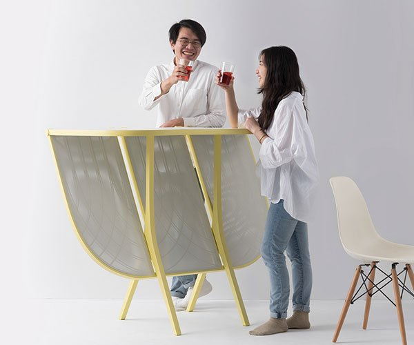 Plier Divider & Bar Table Concept