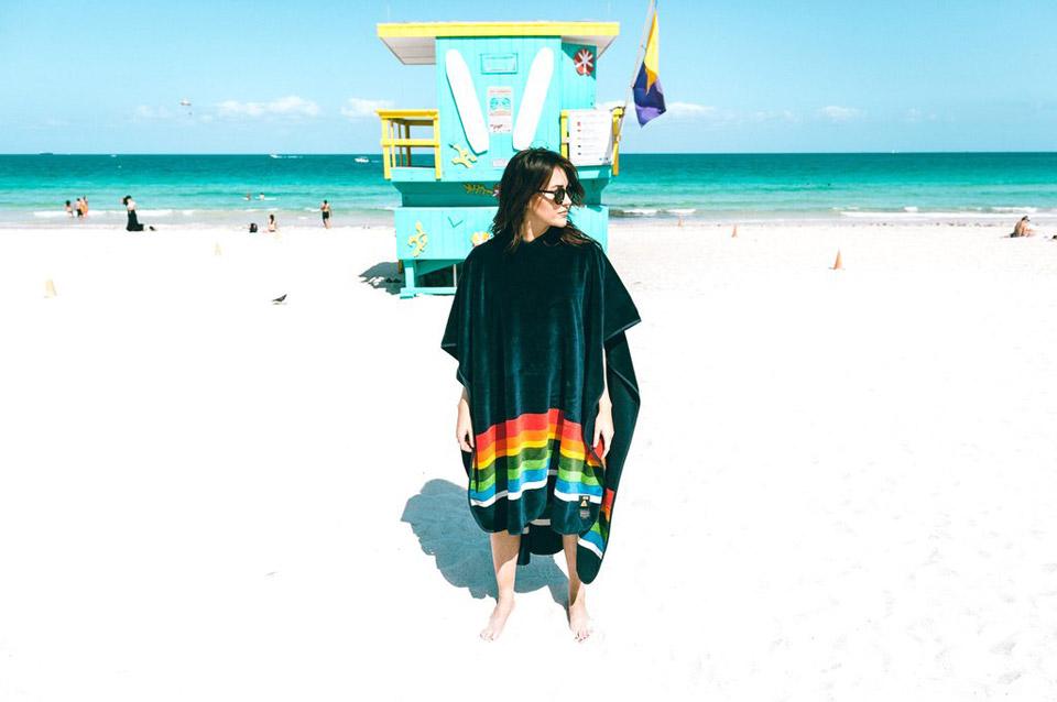 Poler Pendleton Towel Poncho