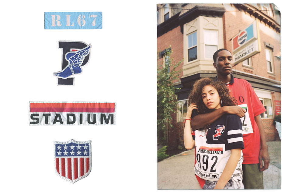 Polo Ralph Lauren Stadium Collection