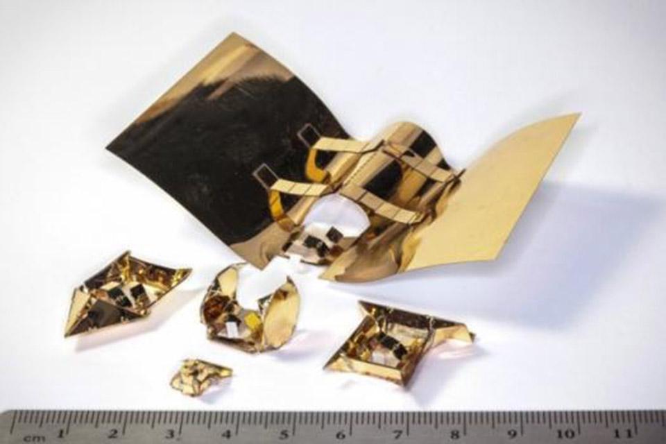 Primer Origami Robots
