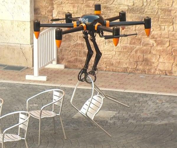 Prodrone Dual Robot Arm Drone