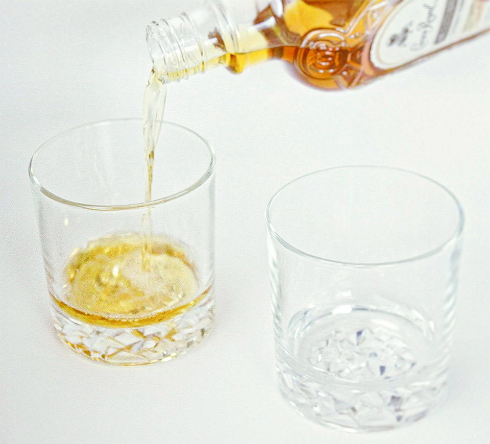 Prop.96 Whiskey Glasses