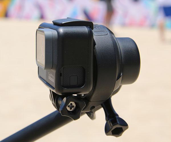 Quark GoPro Stabilizer