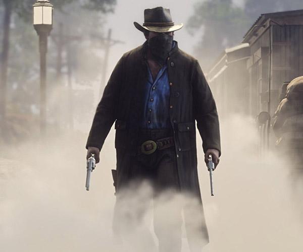 Red Dead Redemption 2 (Trailer 2)