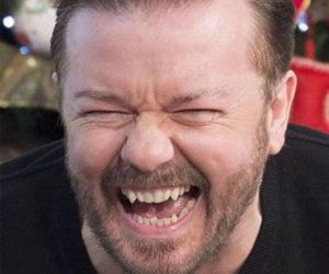 Ricky Gervais Laugh Track