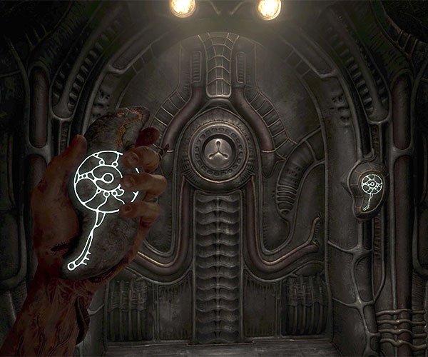 Scorn (Gameplay)