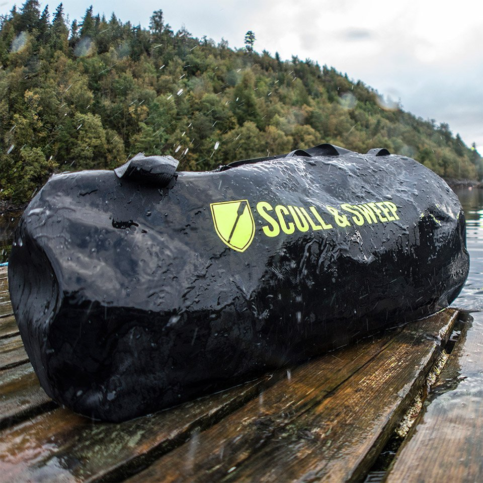 Scull & Sweep Waterproof Duffel