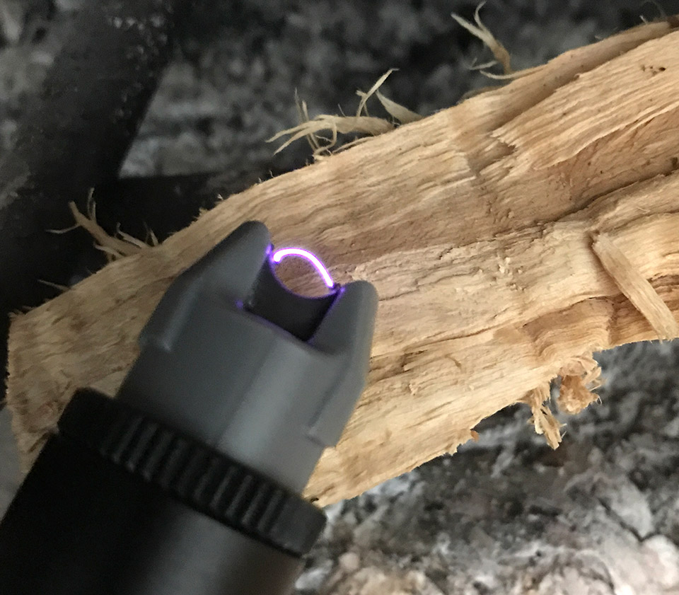 Sparkr Plasma Lighter Flashlight
