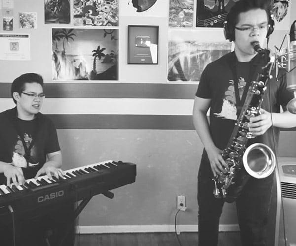 Tetris A: Jazz Cover