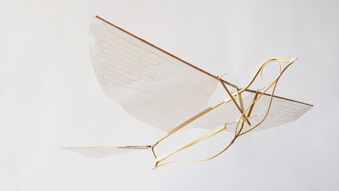 The Flying Martha Ornithopter