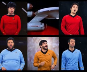 Star Trek A Capella Medley